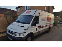 Iveco Daily LWB - spares or repairs - £400
