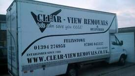 CLEAR VIEW HOUSE REMOVALS FELIXSTOWE