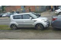 2009 KIA SOUL2 SPARES OR REPAIR LOW MILEAGE