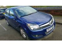 Vauxhall Astra sxi 1.6 5dr