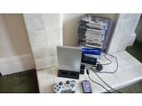 Play Station 2 Slim & games PS2