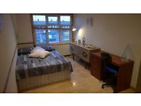 ## AMAZING ROOM FOR COUPLE WITH PRIVATE BATHROOM! BRAND NEW FLAT!