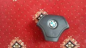BMW E36 Steering Wheel Air Bag