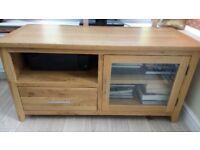 Light Oak TV Cabinet