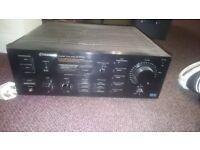 Pioneer A-77x amplifier