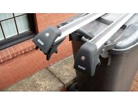 ORIGINAL ROOF BARS BMW X5