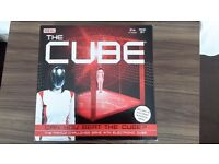 The Cube Family Board Game.