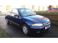 ROVER 216 SI AUTO - LOW MILAGE (24000 MILES) 12 MONTHS MOT (AUTOMATIC)