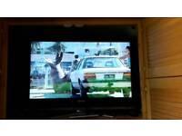 """37"""" Toshiba Regza TV with remote"""