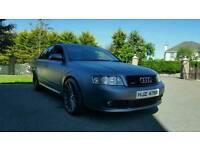 Audi a4 sline quattro avant