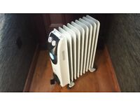Oil Heater with Timer - As new, never used