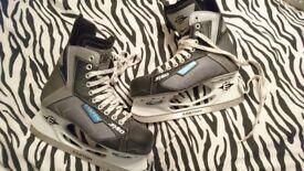 Size6 Easton Hockey Ice Skates