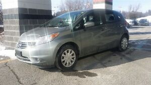 2015 Nissan Versa Note 1.6 SV HATCH!
