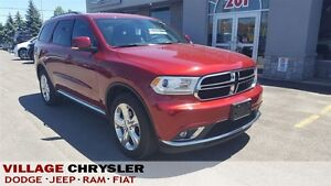 2015 Dodge Durango Limited AWD Leather,8.4Nav,Remote Starter,Bac