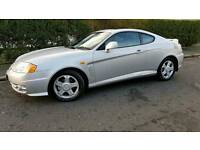 GLEAMING SILVER,NEW MODEL,HYUNDAI COUPE,