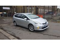 Toyota Prius Plus 7 Seater 2012 for Sale T Spirit Navigation PCO UBER Ready