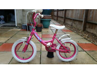 Raleigh Molly Girls Bicycle