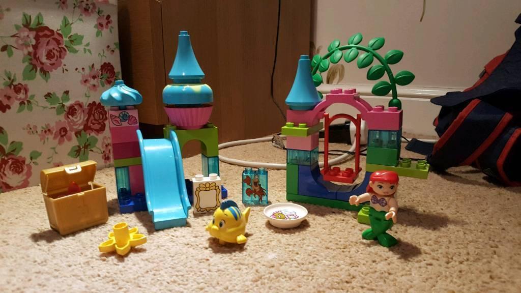 Duplo Ariel castle