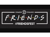 Comedy Central Friends Fest Tickets x 3 - sold out event