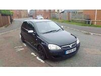 STUNNING LITTLE CAR 2005 CORSA 1.3 SXI £30 A YEAR TAX 12 MTHS MOT