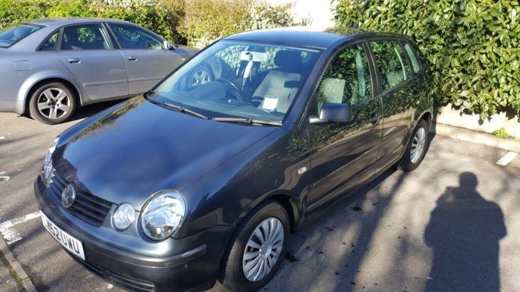 volkswagen polo s automatic 2003 in reading berkshire. Black Bedroom Furniture Sets. Home Design Ideas