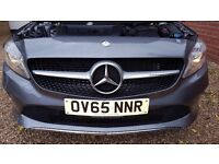 MERCEDES Benz A CLASS 180D EXECUTIVE SPORT FACE LIFT leather heated seats merc 180d