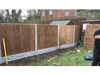 We do Fencing patio garden level turfing slabing steps flower beds driveways brick,blockwork & more