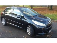 PEUGEOT 207s only 34000miles