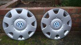 Volkswagen new beetle trims x2 + 1 free