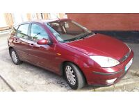 FORD FOCUS GHIA. SPECIAL EDITION. IN EXELLENT CONDITION.