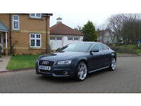 2009 AUDI A5 2.0 TDI S LINE SPECIAL EDITION 2d 168 BHP *PART EX WELCOME*FINANCE AVAILABLE*WARRANTY*