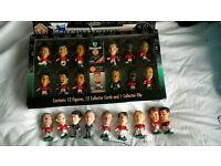 Manchester United Corinthian Football Figures