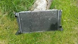 Transit Di MK5 radiator