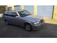 Mercedes Estate Diesel Auto