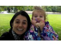 Mother´s help/Au pair plus looking for a family to start in February