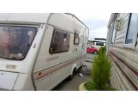 Abbey Somerset caravan 4 berth