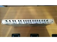 Focusrite Platinum Voicemaster Preamp, Compressor and EQ equalizerchannel strip micpre