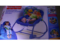REDUCED Fisher Price Rocker ( Infant to Toddler)