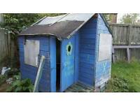 Shed play house