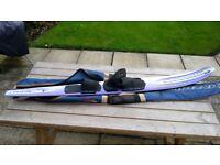 Connelly Silhouette Water Ski Slalom Ski Mono Ski - Great Condition 63 Inch