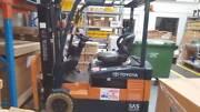 Toyota 1.5 Ton Electric Forklft Mornington Mornington Peninsula Preview