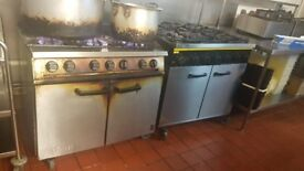 2 commercial burners free