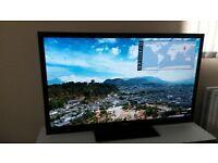 SONY BRAVIA 3D TV 46NX723