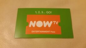 Now tv entertainment pass 2 month