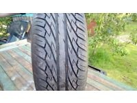 DUNLOP 205/65/15 TYRE , NEVER USED