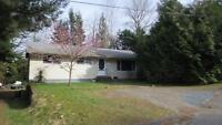 3 Bdrm. upper level of house with ground entrance 5 mins to Mall