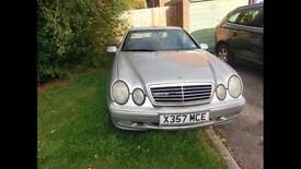 Mercedes 3.2 clk
