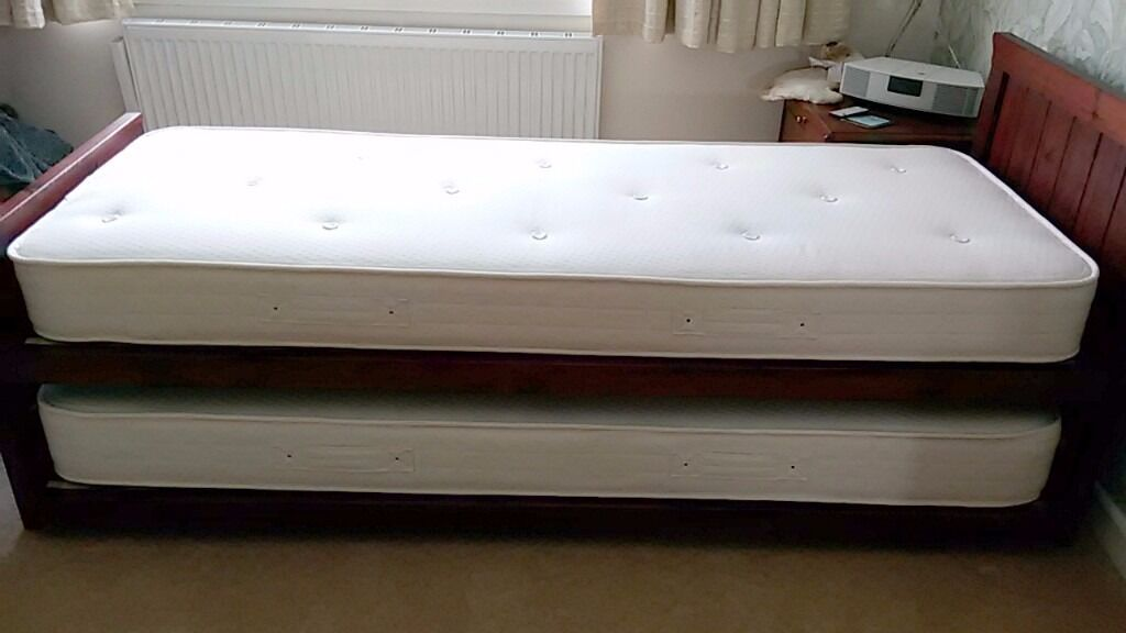 Single Bed That Converts Into A Double Bed | in Fordingbridge ...