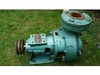 Pullen pumps England