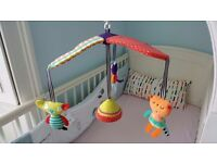 Mamas and Papas Musical Cot Mobile - Excellent condition